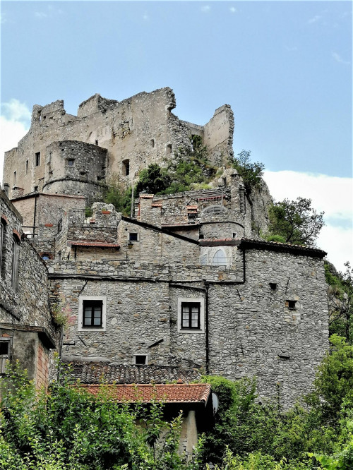 Vai alla scheda: Casa Semindipendente Vendita Castelvecchio di Rocca Barbena