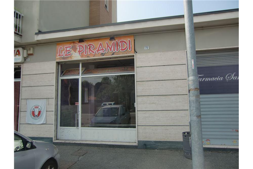 Negozio / Locale in affitto a Sangano, 9999 locali, prezzo € 600 | CambioCasa.it