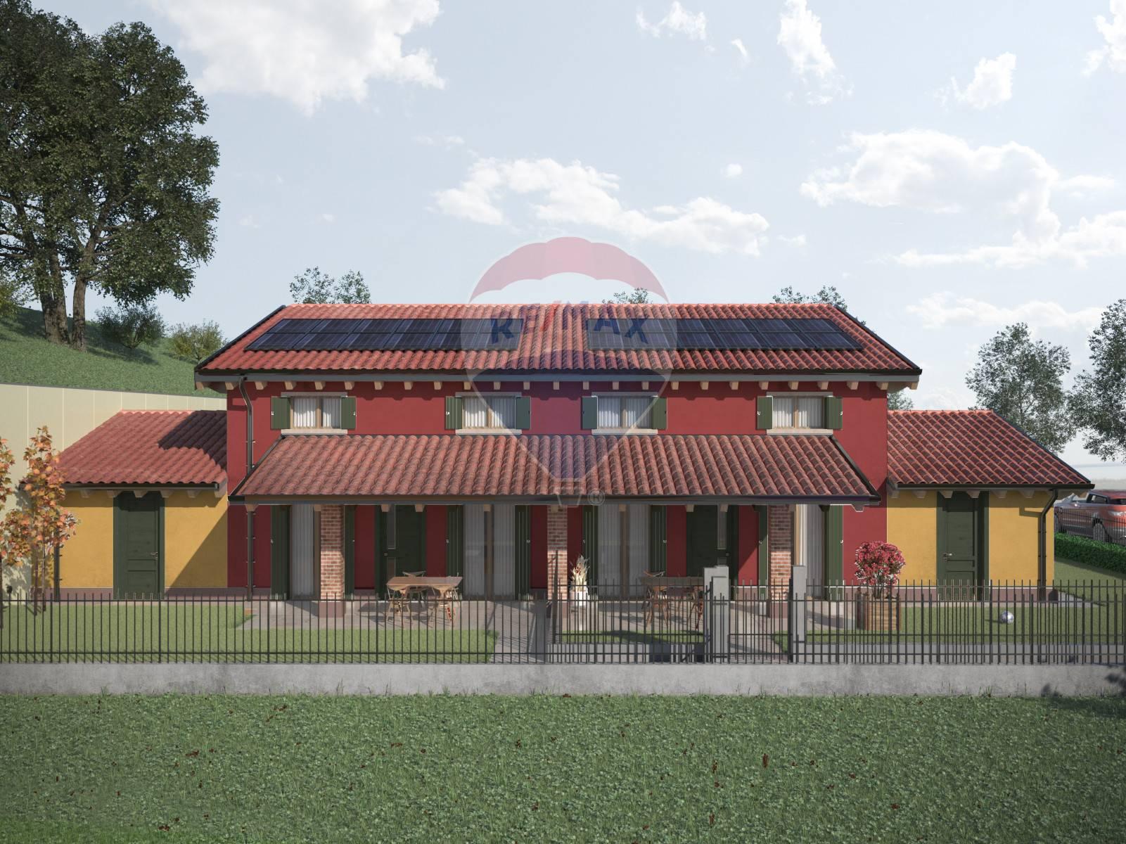 Villa Bifamiliare in vendita a Mezzane di Sotto, 5 locali, prezzo € 315.000 | CambioCasa.it