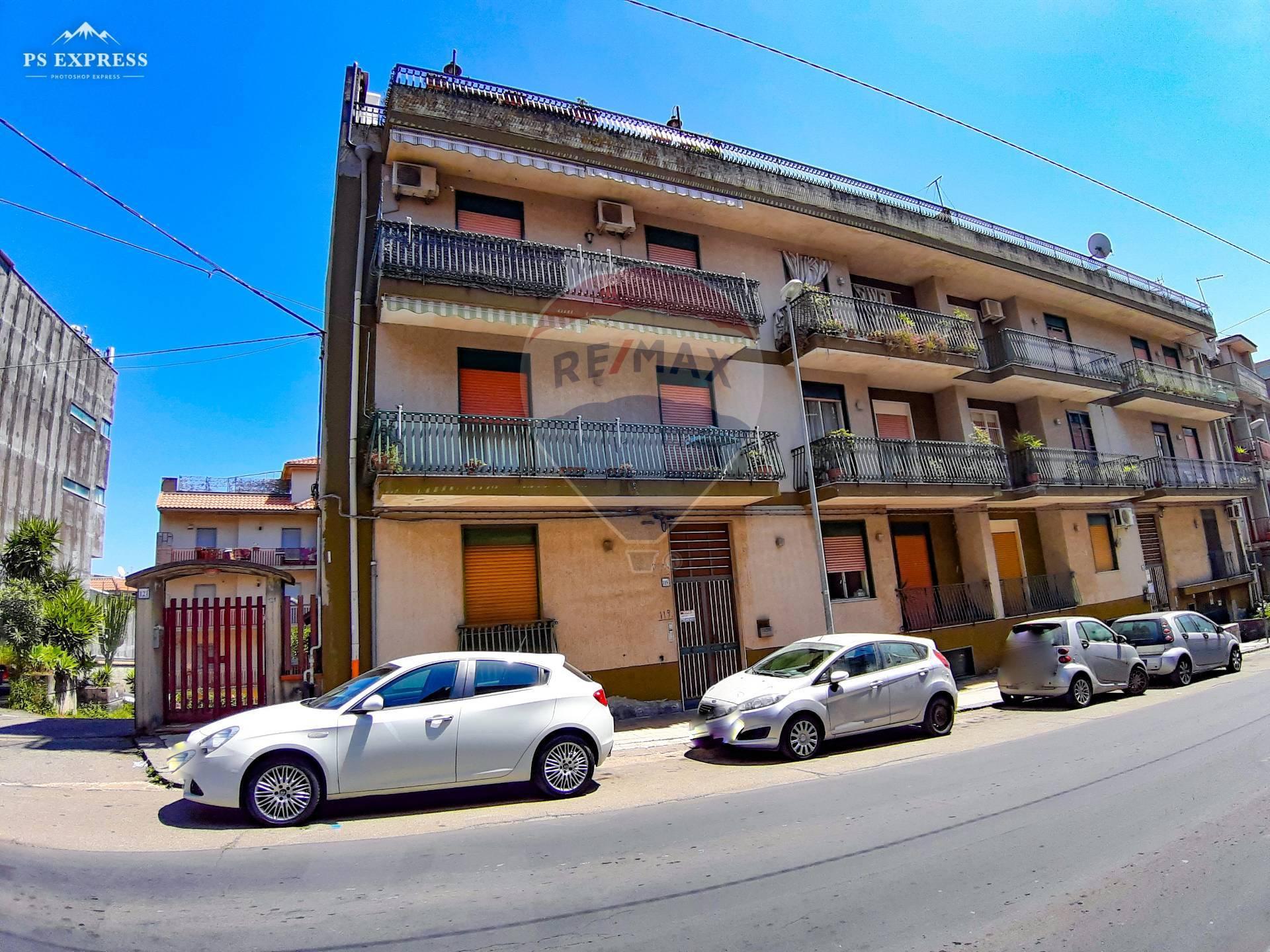Appartamento in vendita Via Finocchiari Aci Catena