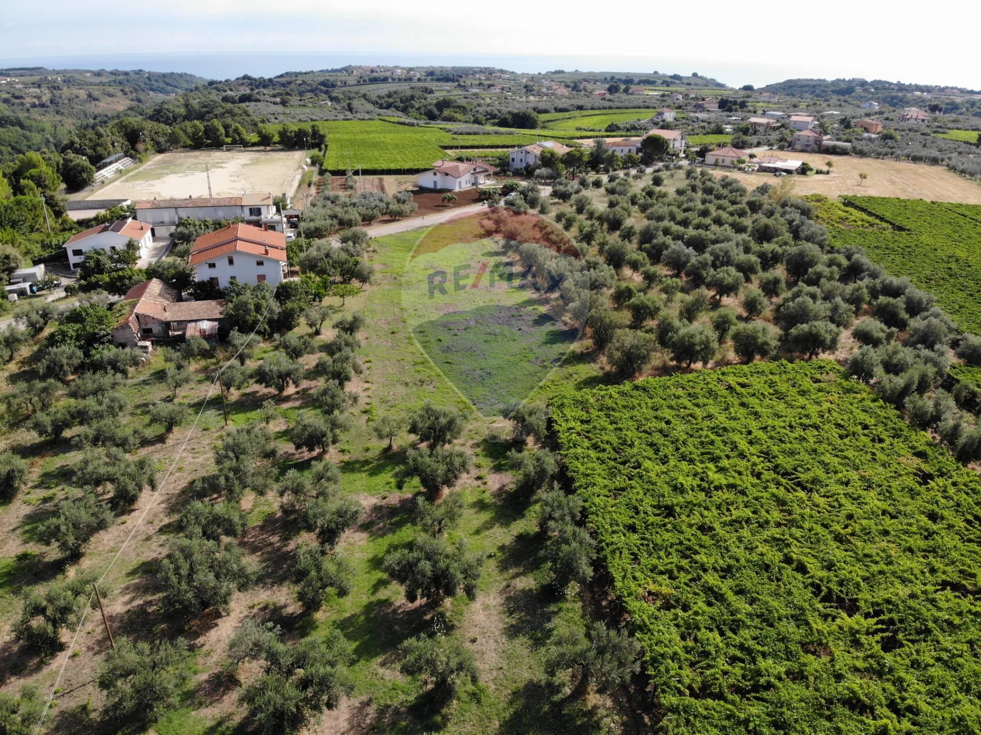 Terreno Edificabile Residenziale in vendita a Rocca San Giovanni, 9999 locali, prezzo € 80.000 | CambioCasa.it
