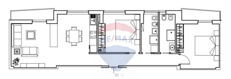 Appartamento in vendita a Varazze, 6 locali, prezzo € 260.000 | CambioCasa.it