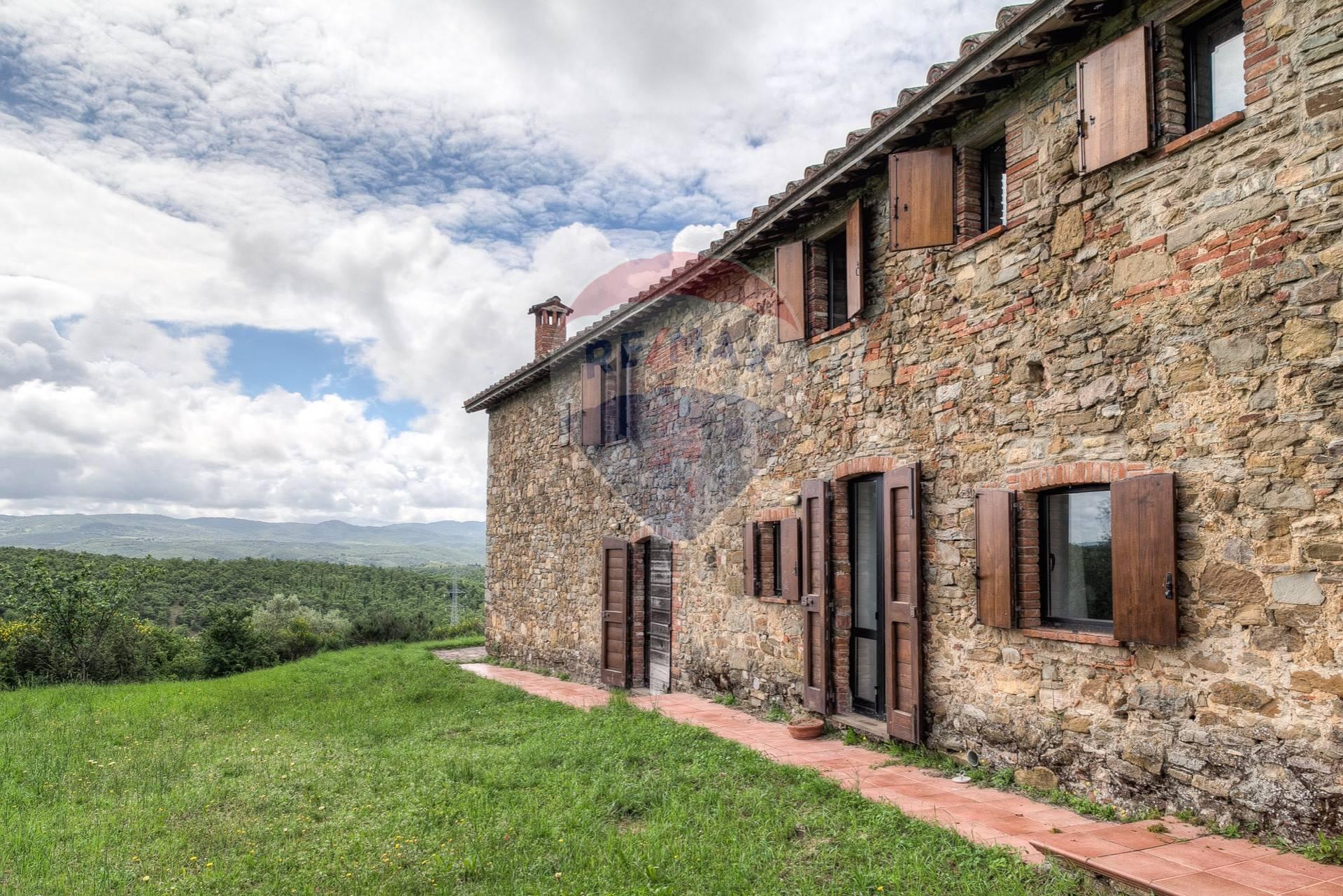 Soluzione Semindipendente in vendita a Montegabbione, 21 locali, zona Zona: Montegiove, prezzo € 590.000   CambioCasa.it