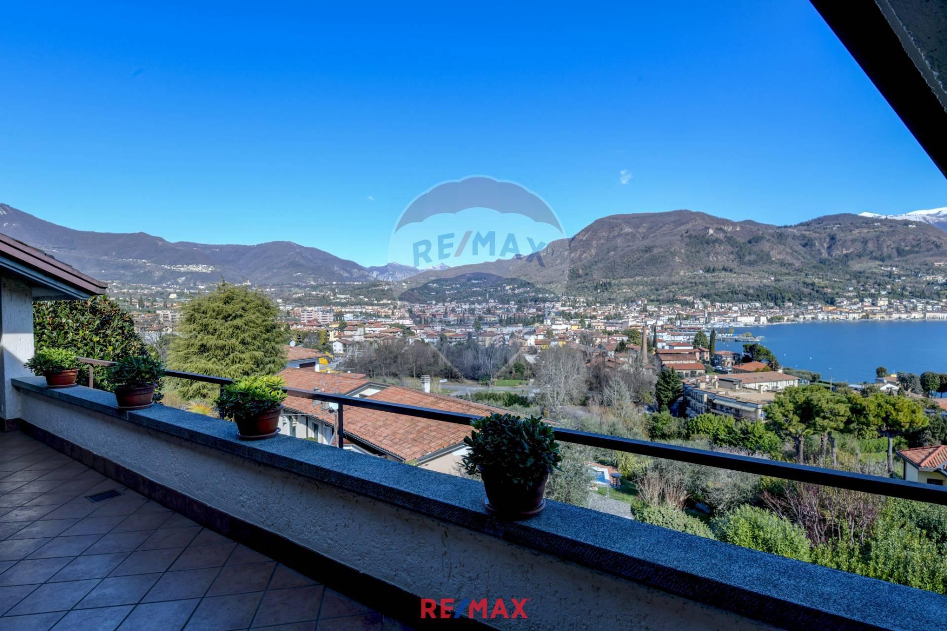 Appartamento in vendita a Salò, 5 locali, prezzo € 830.000   CambioCasa.it