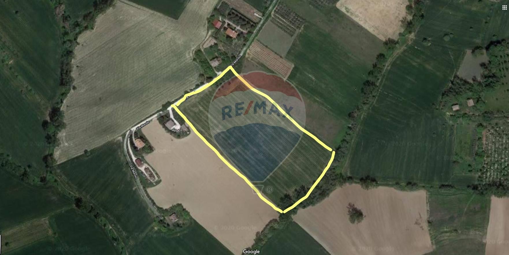 Terreno Agricolo in vendita a Filottrano, 9999 locali, zona Zona: Tornazzano, prezzo € 112.500   CambioCasa.it
