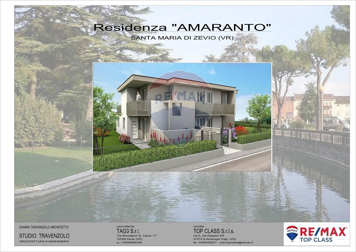 Villa a Schiera in vendita a Zevio, 5 locali, zona Località: S.aMaria, prezzo € 290.000   CambioCasa.it