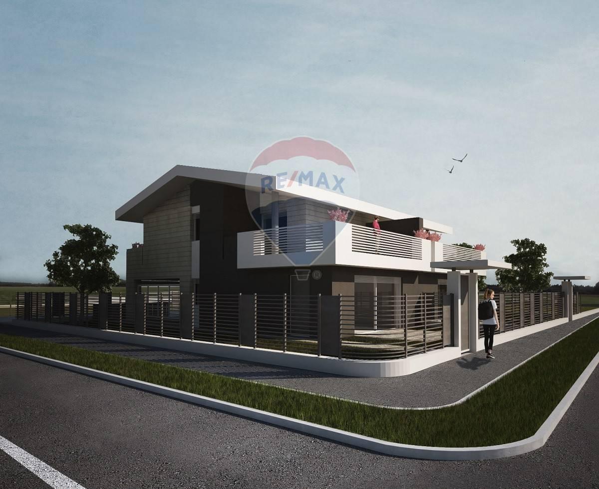Villa Bifamiliare in vendita a Zevio, 5 locali, zona Località: S.aMaria, prezzo € 315.000   CambioCasa.it