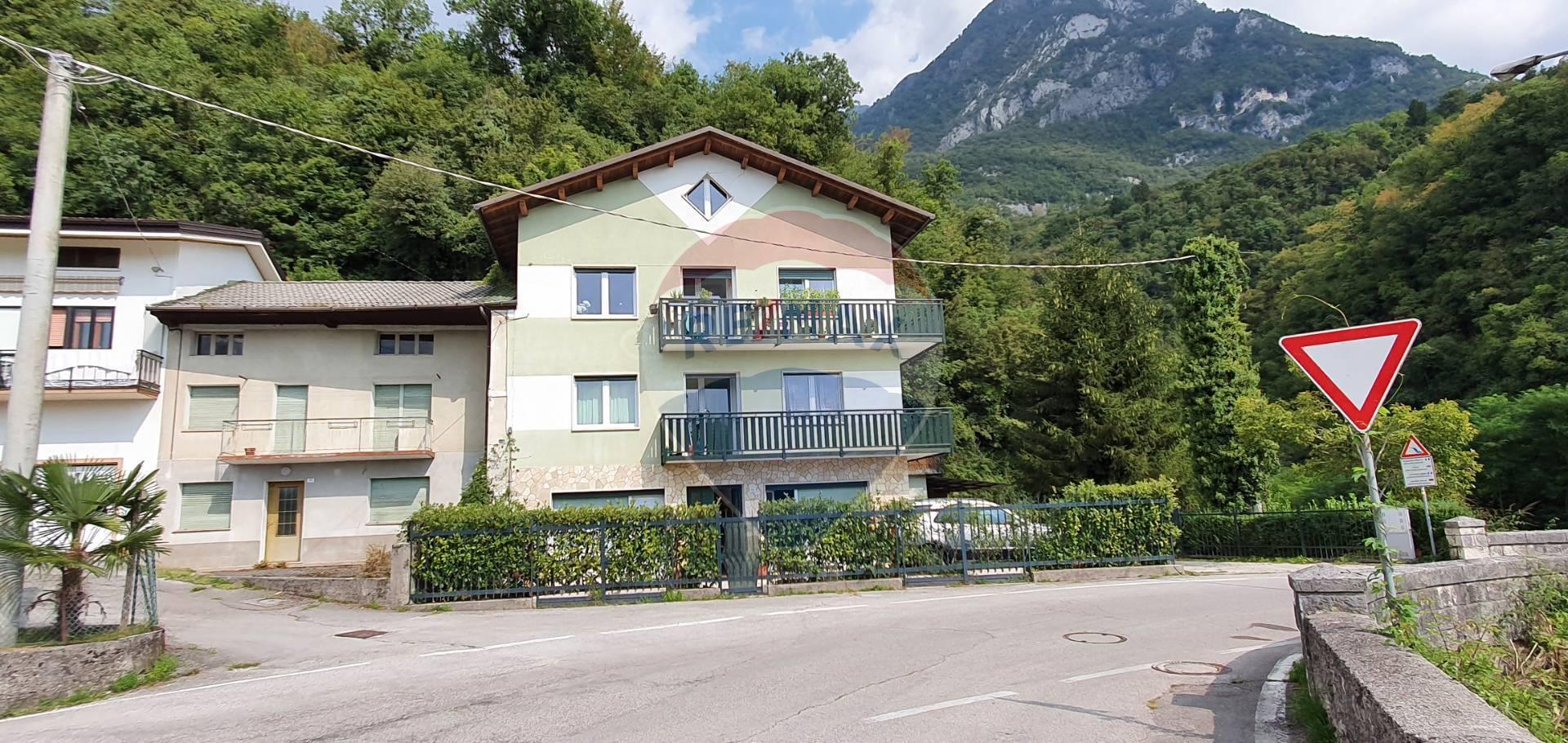 Appartamento in vendita a Sospirolo, 5 locali, zona Zona: Mis, prezzo € 95.000 | CambioCasa.it