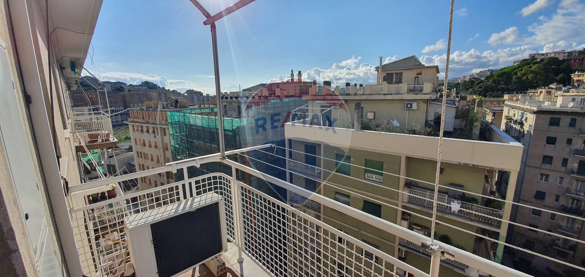 APPARTAMENTO in Affitto a S. Fruttuoso, Genova (GENOVA)
