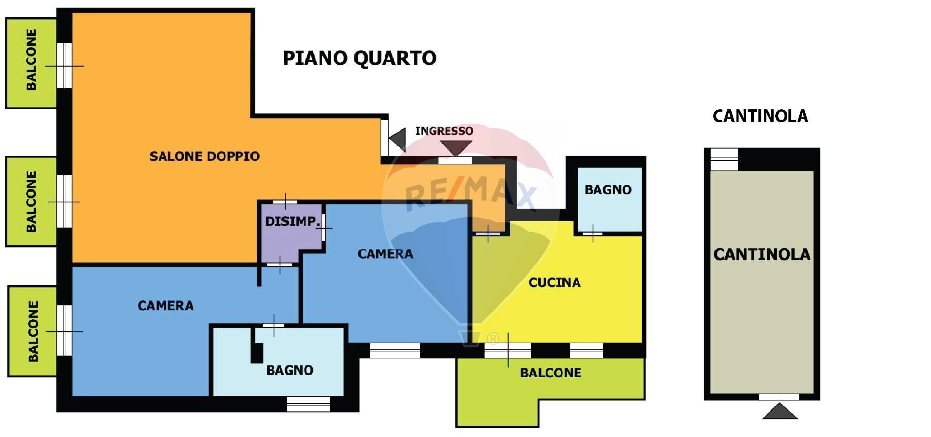 Appartamento, 135 Mq, Vendita - Napoli (Napoli)