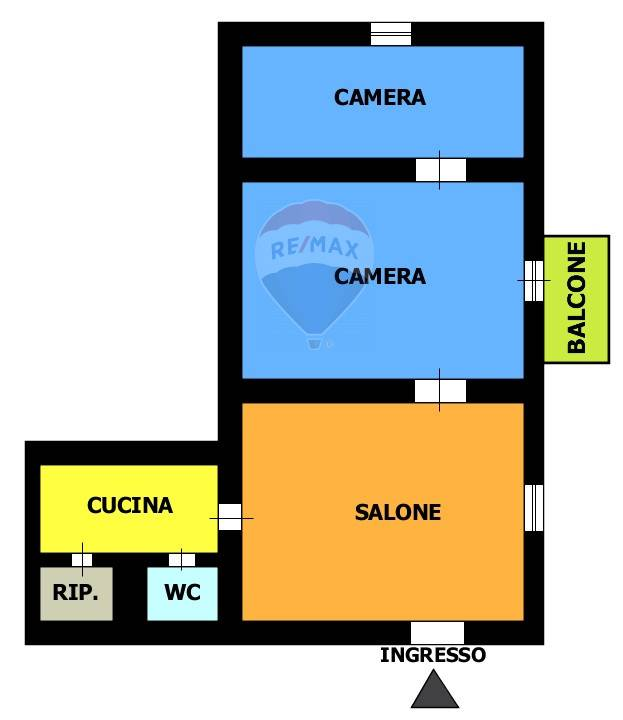 Appartamento, 80 Mq, Vendita - Napoli (Napoli)