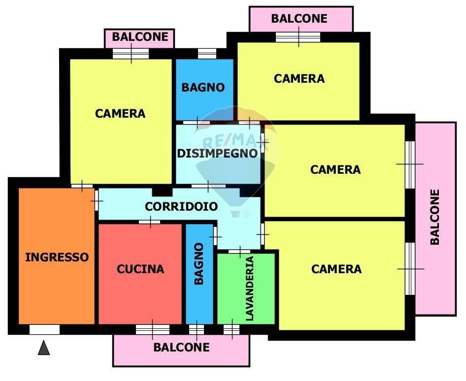 Appartamento, 130 Mq, Vendita - Napoli (Napoli)