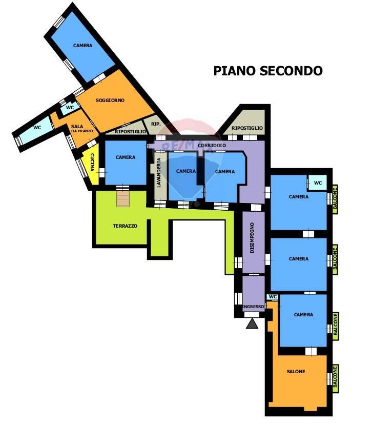 Appartamento, 400 Mq, Vendita - Napoli (NA)