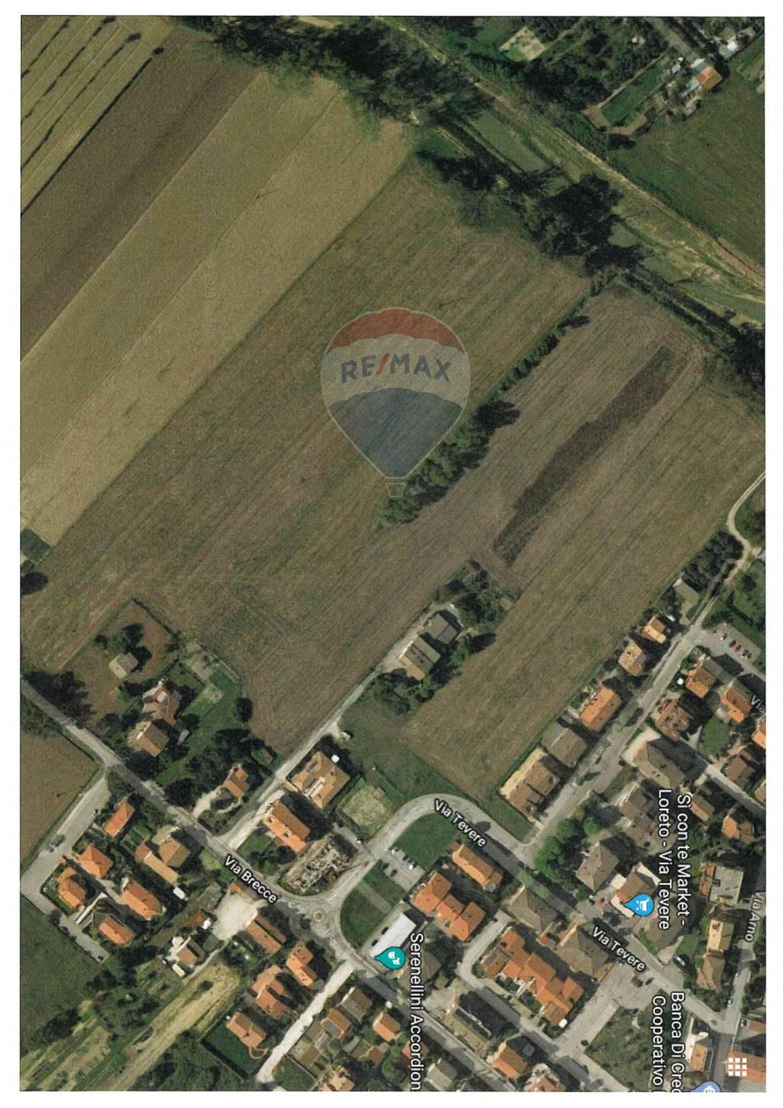 Terreno Agricolo in vendita a Loreto, 9999 locali, zona Località: VillaMusone, prezzo € 60.000 | CambioCasa.it