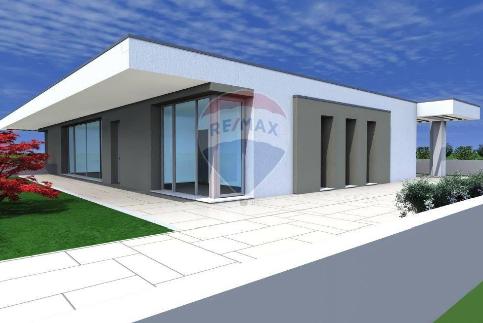 Villa Bifamiliare in vendita a Moniga del Garda, 4 locali, prezzo € 448.000 | PortaleAgenzieImmobiliari.it