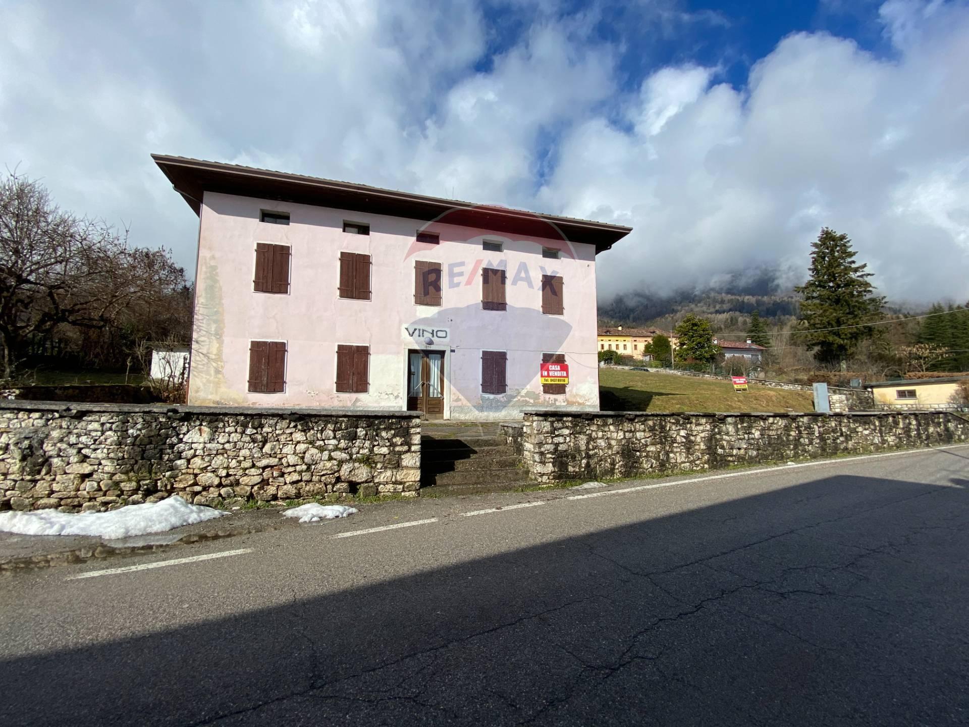 Soluzione Indipendente in vendita a Sospirolo, 10 locali, zona Zona: Maras, prezzo € 175.000 | CambioCasa.it
