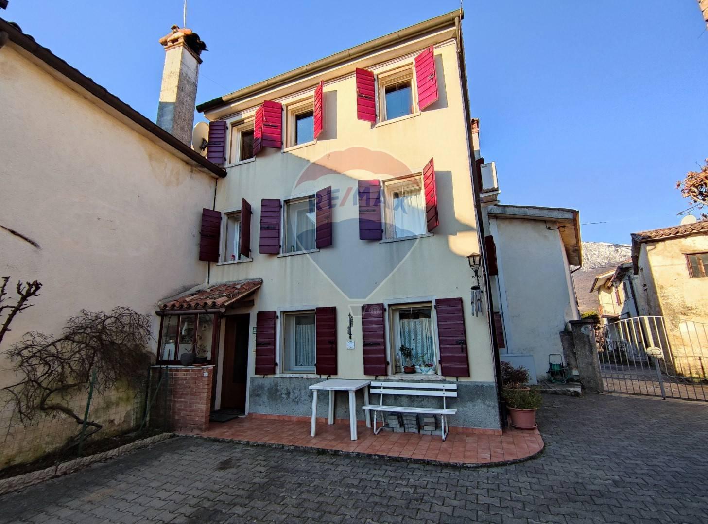 Soluzione Indipendente in vendita a Possagno, 4 locali, prezzo € 110.000 | CambioCasa.it