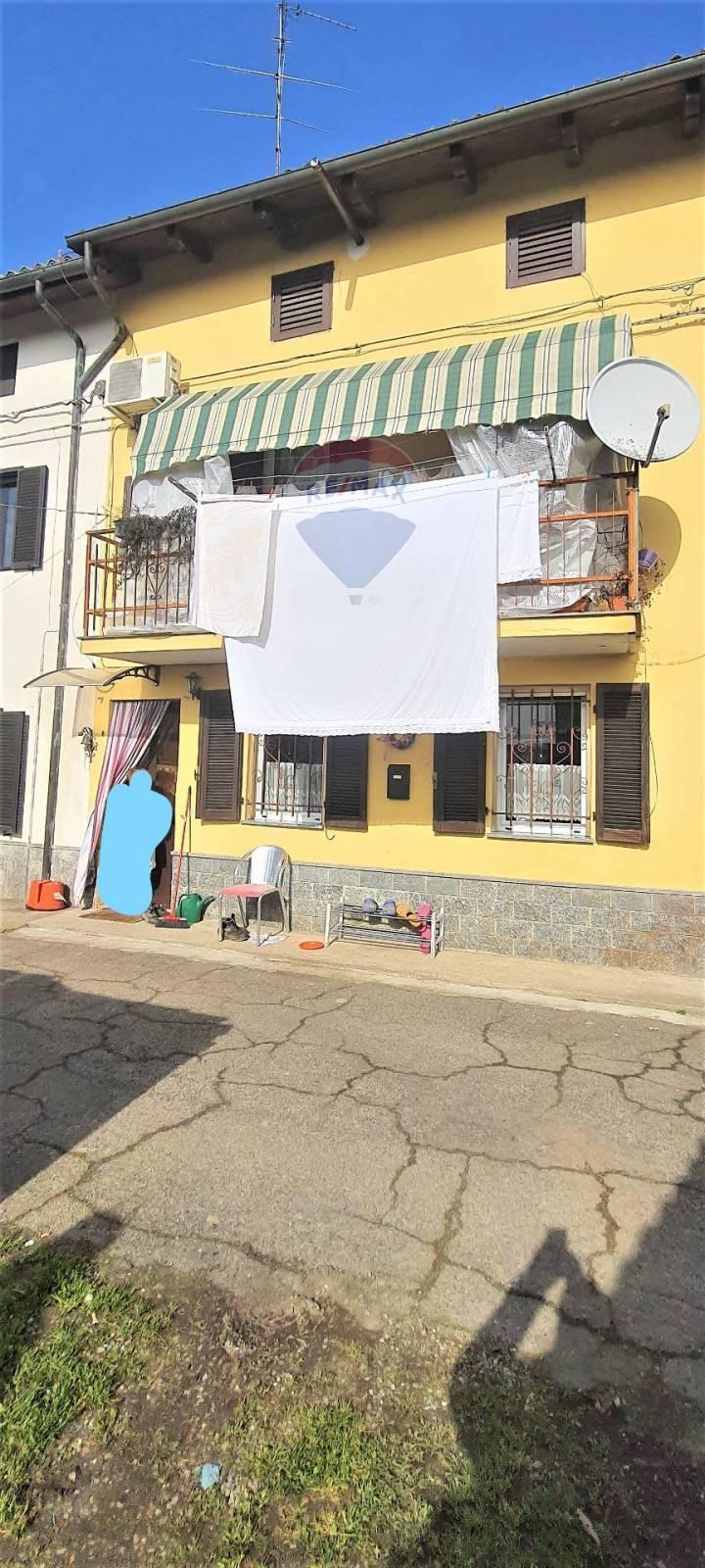 Soluzione Semindipendente in vendita a Morano sul Po, 4 locali, zona Località: DueSture, prezzo € 102.000 | CambioCasa.it