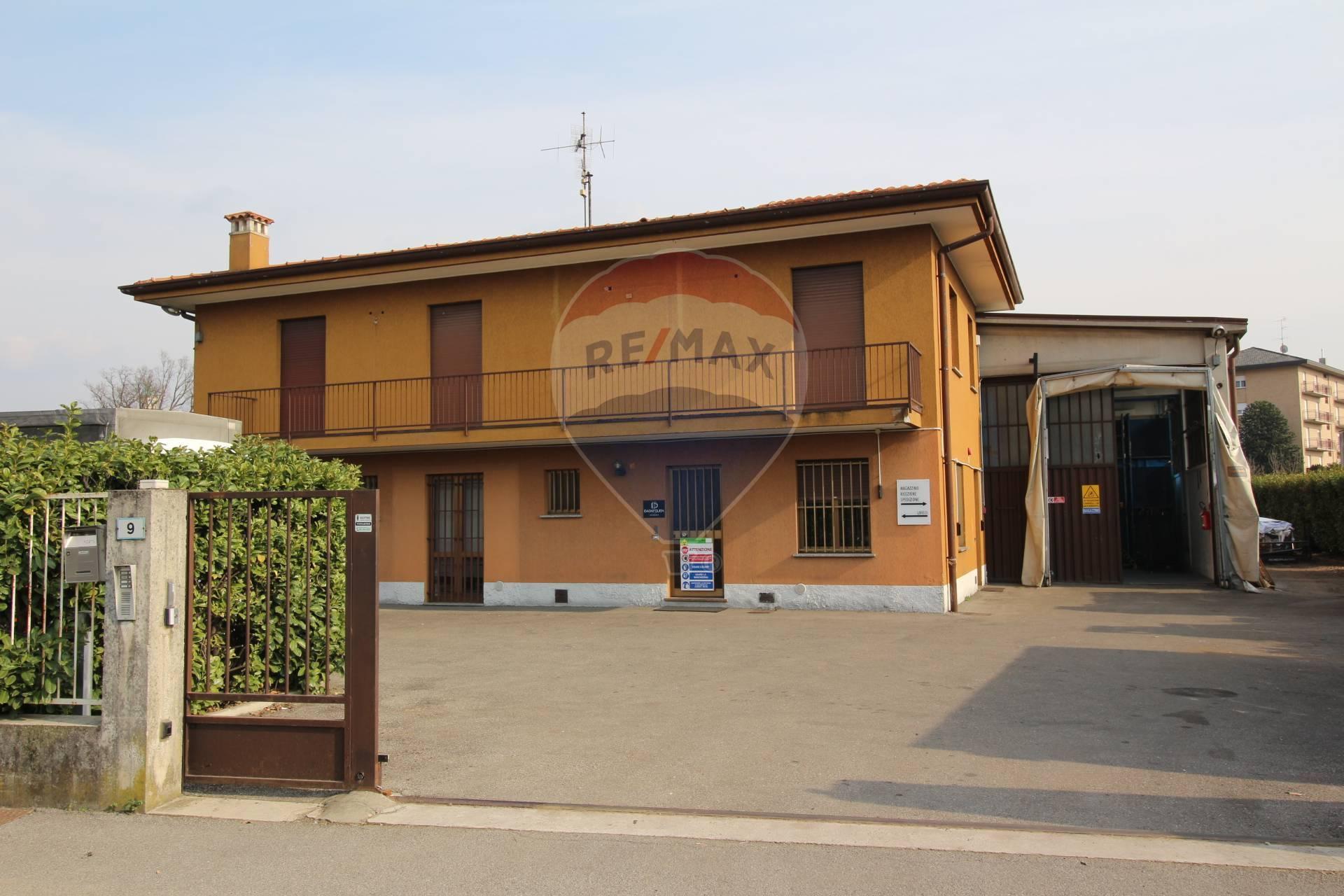 Vendita Capannone Commerciale/Industriale Annone di Brianza 243521