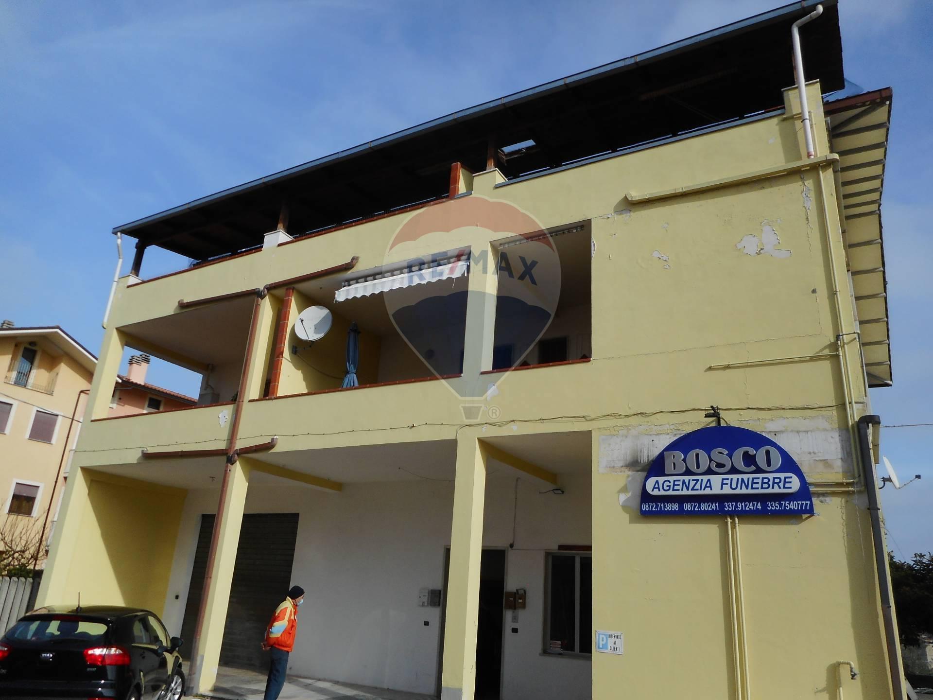 Appartamento in vendita a Paglieta, 3 locali, prezzo € 79.000   CambioCasa.it