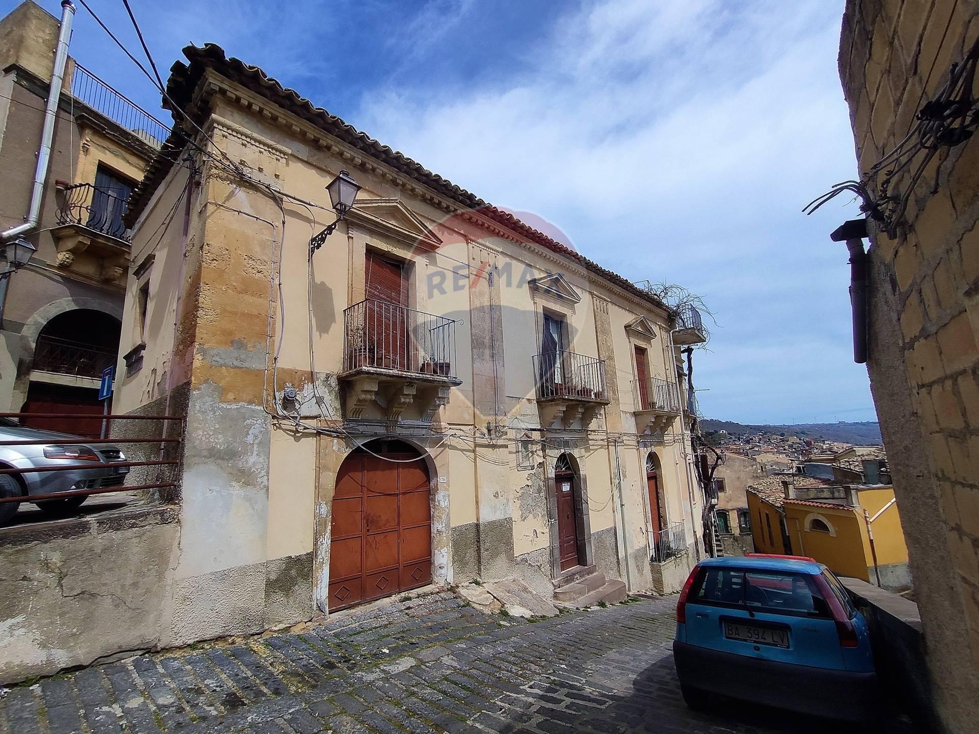 Soluzione Indipendente in vendita a Vizzini, 10 locali, prezzo € 62.000   CambioCasa.it