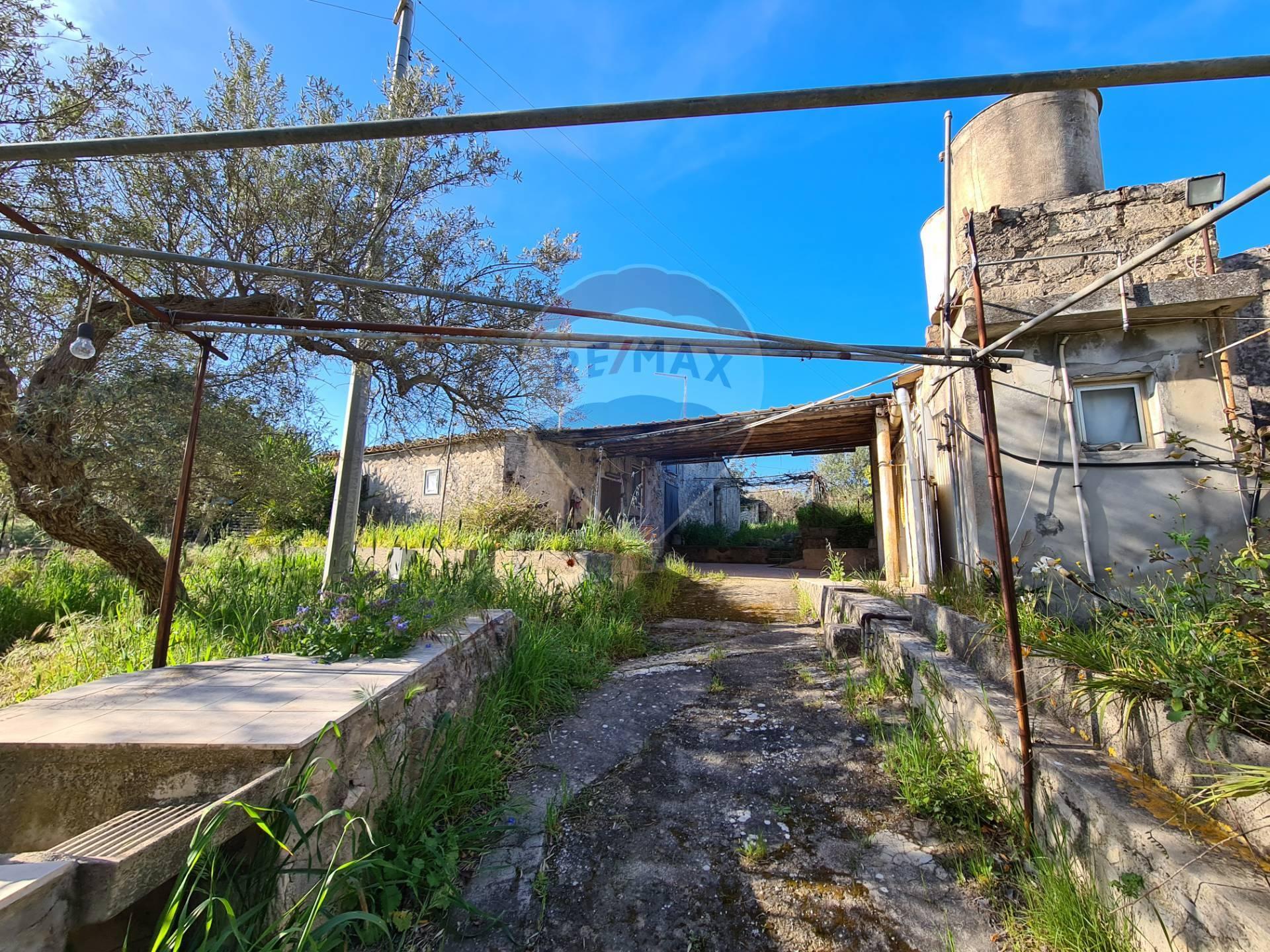 Rustico / Casale in vendita a Chiaramonte Gulfi, 5 locali, prezzo € 70.000 | CambioCasa.it