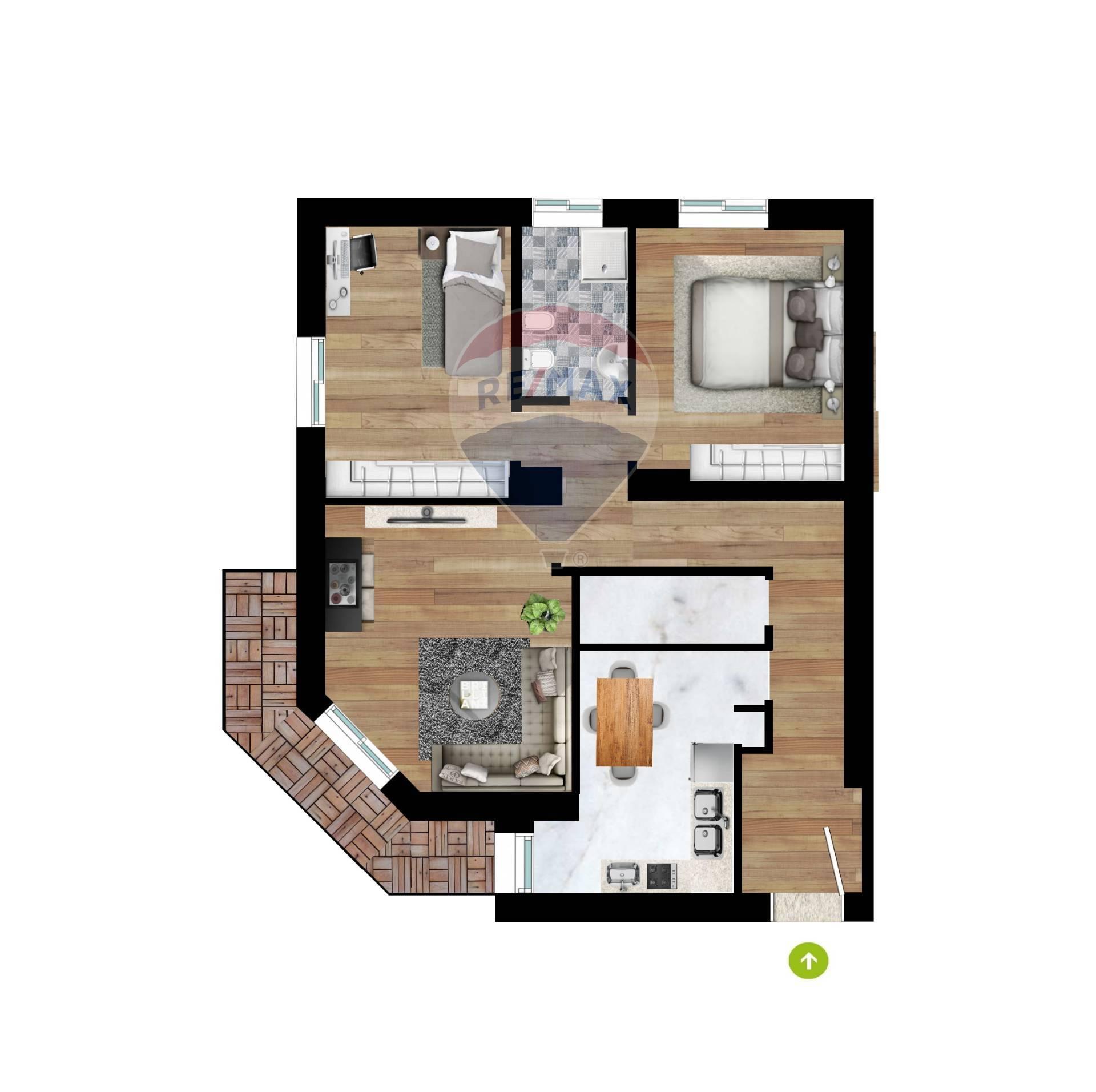 Appartamento in vendita a Albano Laziale, 5 locali, prezzo € 100.000 | CambioCasa.it