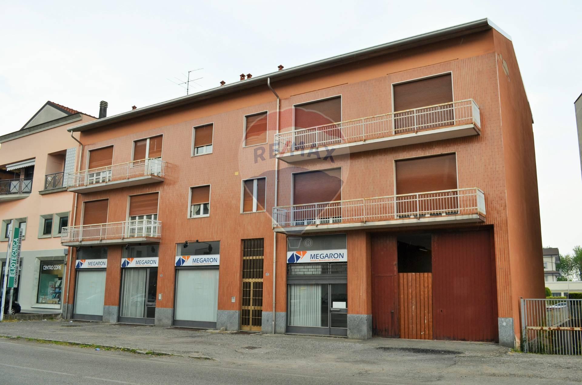 Vendita Palazzo/Palazzina/Stabile Casa/Villa Cesano Maderno 261858
