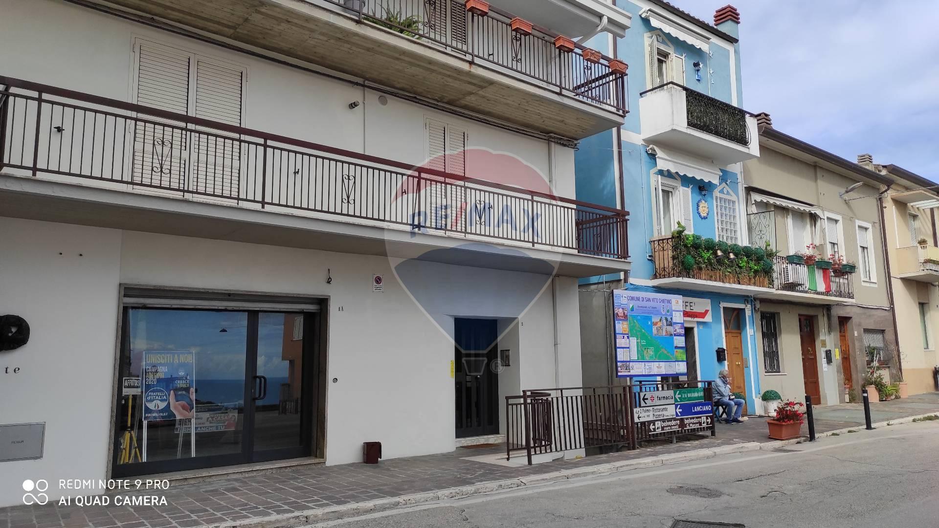 Negozio / Locale in affitto a San Vito Chietino, 9999 locali, zona Località: SanVitoCapoluogo, prezzo € 1.500 | CambioCasa.it