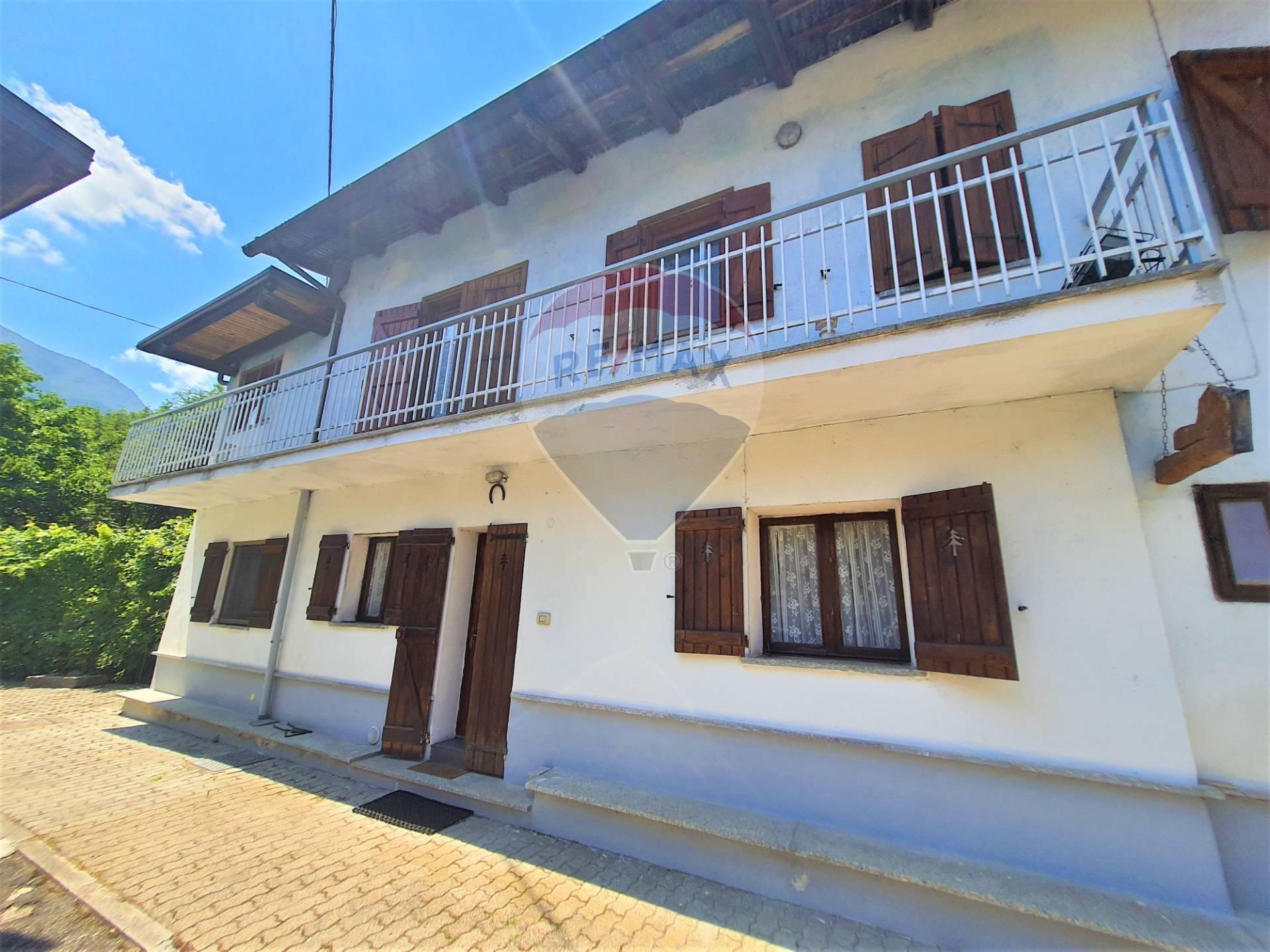 Soluzione Semindipendente in vendita a Moiola, 5 locali, prezzo € 98.000 | CambioCasa.it