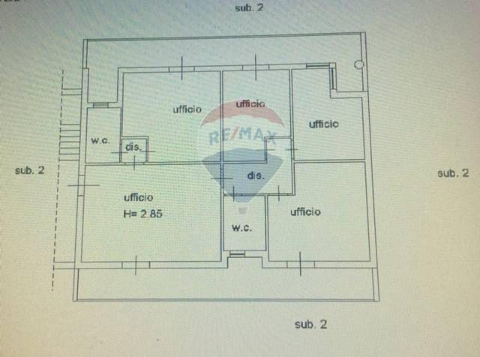 Ufficio / Studio in vendita a Orta di Atella, 9999 locali, prezzo € 110.000 | CambioCasa.it
